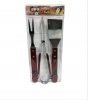 3 Pcs Bbq Utensils Set