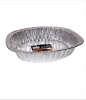 Foil Oval Deep Large Tray