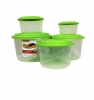 5 Pcs Storage Containers