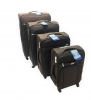 Set Of 4 Suitcases Sizes 20,24,28,32 Inch